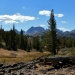 Trail to Agnew lake
