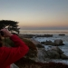 Checking out Monterey Bay
