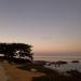 Monterey Bay at dusk