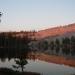 Sunset at Buena Vista Lake