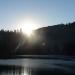 Sunrise over Buena Vista Lake