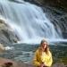 Carlon Falls posing