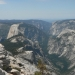 Half Dome and the Valley