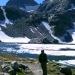 Curtis at Iceberg Lake