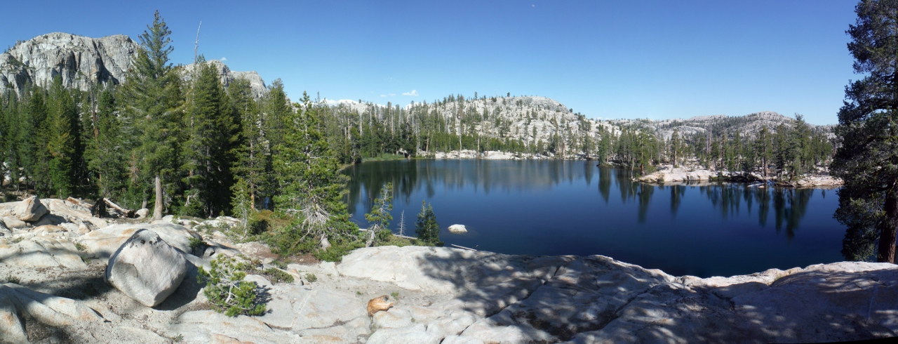 Backpacking Gem Lake, Emigrant Wilderness: A Tale of Lakes