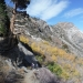 Trail up to Gem Lake