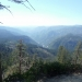 The Merced river canyon