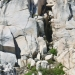 Glacial melt falls at Ridge Lake