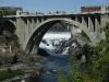 Spokane WA  hydroelectric dam + Gondolas