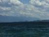 Flathead Lake at the end of Summer