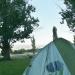 Tent view towards Richfield UT