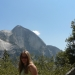 Posing with Half Dome
