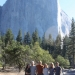 Group photo with El Cap.