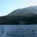 Panorama from Rock Creek Lake