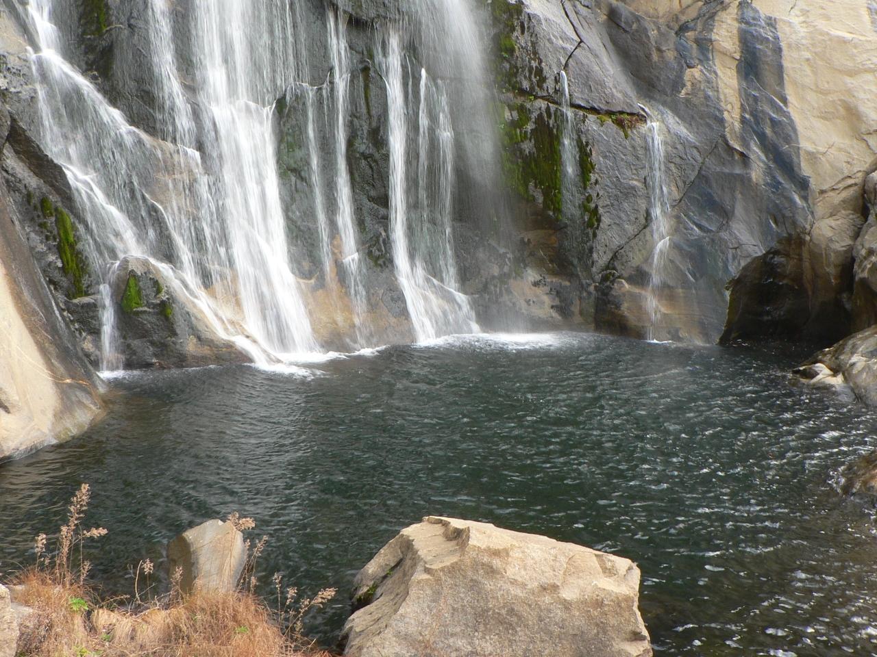 Stevenson Creek Falls Redinger Lake Amp Million Dollar Road