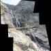 Stevenson Creek Falls Panorama