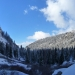 Panorama from Tokopah Falls