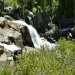 one of many small falls along the Tuolumne