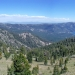 Relay Peak and Lake Tahoe