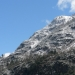 Snowy Hetch Hetchy ridge
