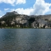 Upper Cathedral Lake lunch spot