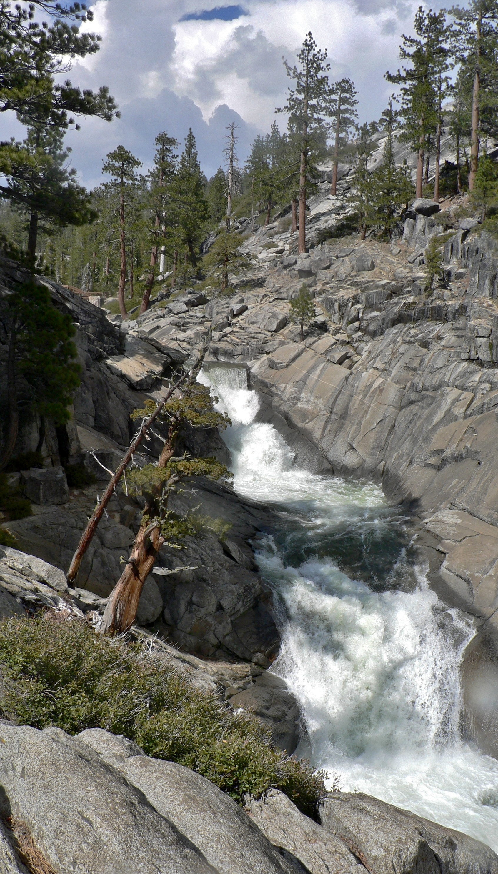 Upper Yosemite Falls Hike Amp A Lesson In Trail
