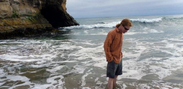 Natural Bridges CA State Beach