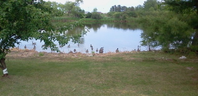 Visiting Lake Huron, the Au Sable River, & Oscoda Michigan