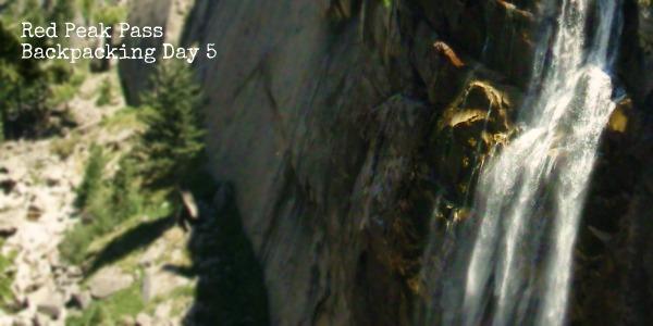 Illilouette Falls, Yosemite National Park, CA