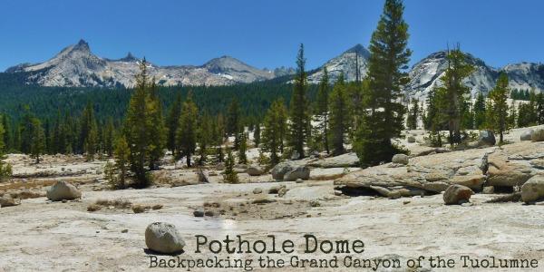 Pothole Dome