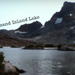 Thousand Island Lake, Inyo National Forest, Ansel Adams Wilderness