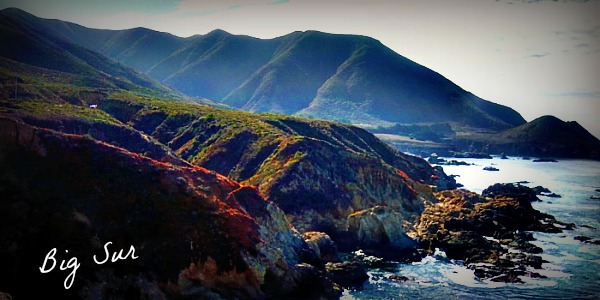 Big Sur Bluffs