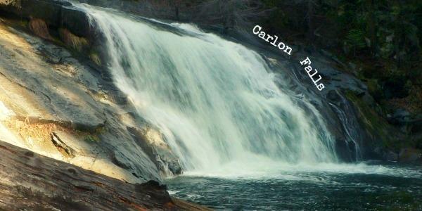 Carlon Falls Yosemite