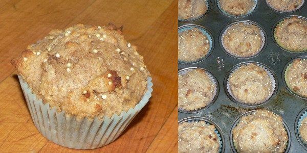 Millet Muffins - Cover to Cover Cooking