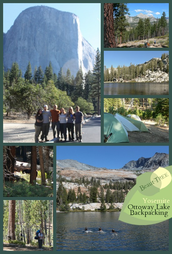 Last minute Yosemite backpacking with a Group out of Mono Meadows the the gorgeous Ottoway Lake