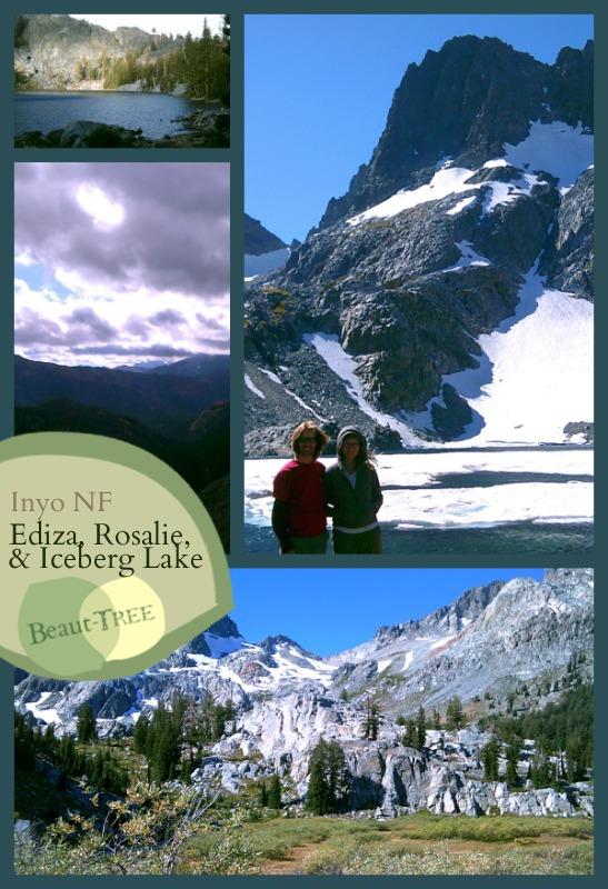 Ediza, Iceberg, & Rosalie Lake Backpacking