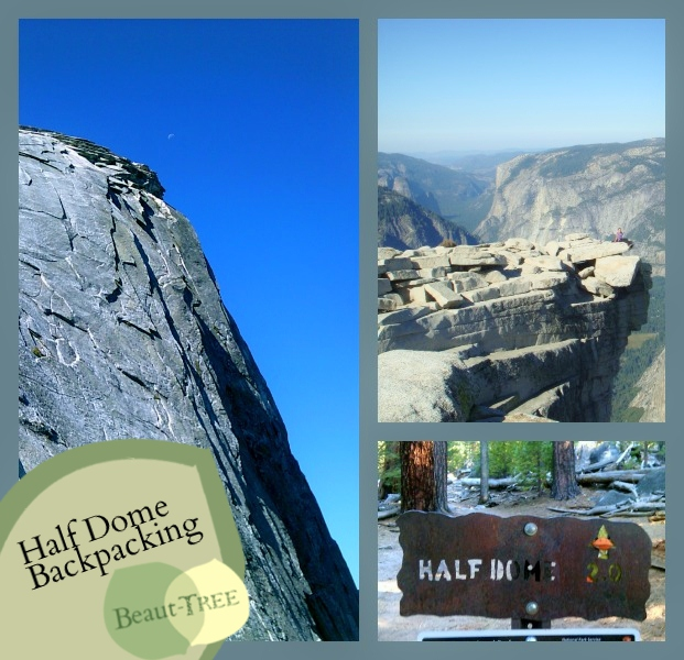 Half Dome Backpacking