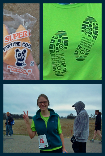 Chinese Camp Orient Express 4 mile race: snacks, tee shirt, and foothill times