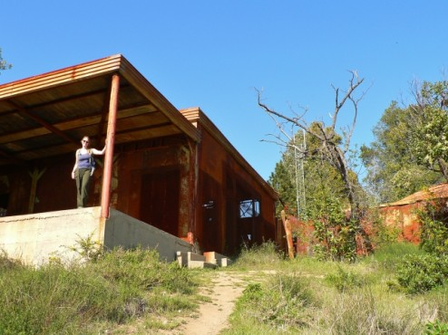 Tin House on Tanbark Trail