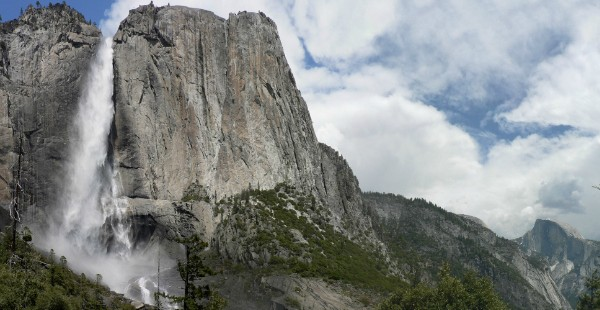 Upper Yosemite Falls Hike! & a Lesson in Trail Construction?
