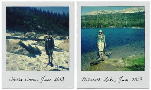 Elizabeth Lake in June