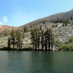 Barney Lake on Duck Pass, Inyo NF