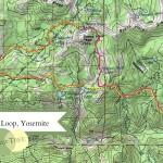 Buena Vista Loop Topo Map