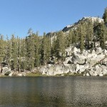 Upper Merced Pass Lake, Yosmite