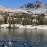 Lower Ottoway Lake, Yosemite CA