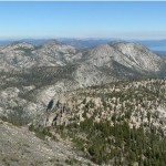 Backpacking Mt Tallac, Tahoe Desolation Wilderness California