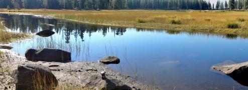Crescent Lake, Yosemite