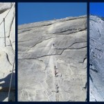 This is how you backpack half dome, Yosemite National Park