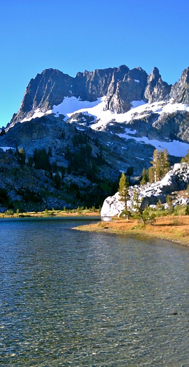 Ediza Lake, CA
