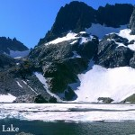 Iceberg Lake, Ansel Adams Wilderness